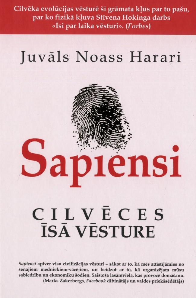 """Attēlu rezultāti vaicājumam """"sapiensi īsa cilvēces vēsture"""""""