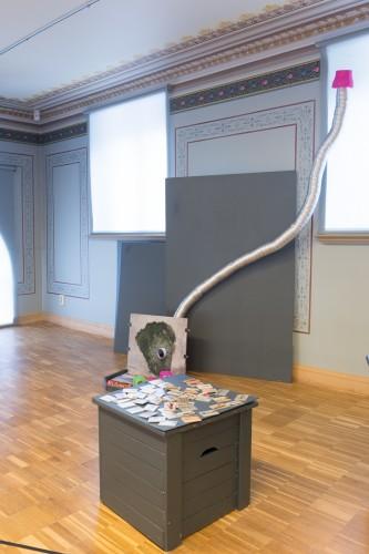 Torsten Schumann (DE) - installation view
