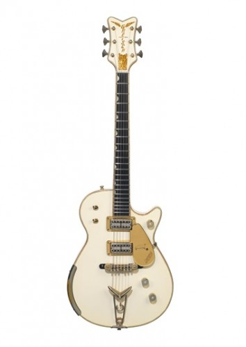 Gretsch White Penguin 6134, 1958.