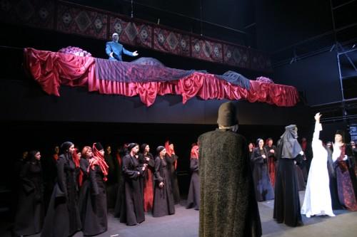 Antona Rubinšteina 'Dēmons' Latvijas Nacionālajā operā (2003)