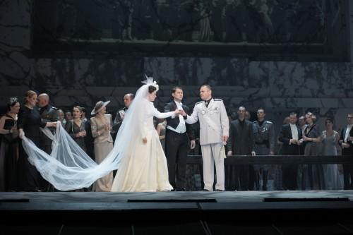 Gaetāno Doniceti 'Lucia di Lammermoor' Latvijas Nacionālajā operā (2012)