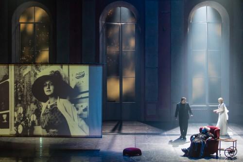 Pētera Čaikovska 'Pīķa dāma' Latvijas Nacionālajā operā (2005)