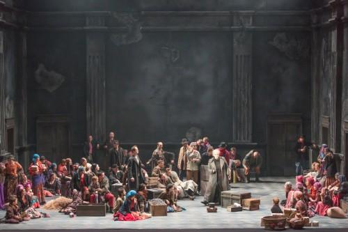 Džuzepes Verdi 'Trubadūrs' Latvijas Nacionālajā operā (2014)
