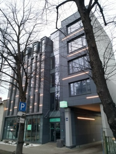 Biroju ēka (Brīvības gatve 275, Rīga)