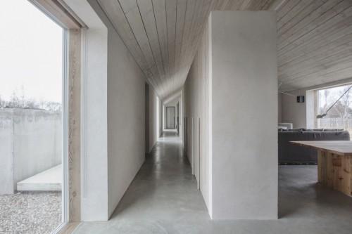 Sāls māja, Pāvilosta