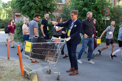 Pilsētplānošanas konference 'MadCity Riga 2018'