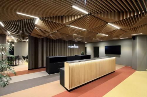 Interjers: Accenture Latvija TEO birojs