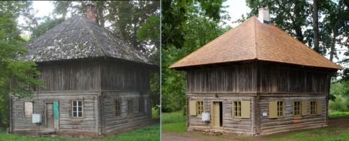 Renovācija, rekonstrukcija, restaurācija: Lielplatones vešūža restaurācija