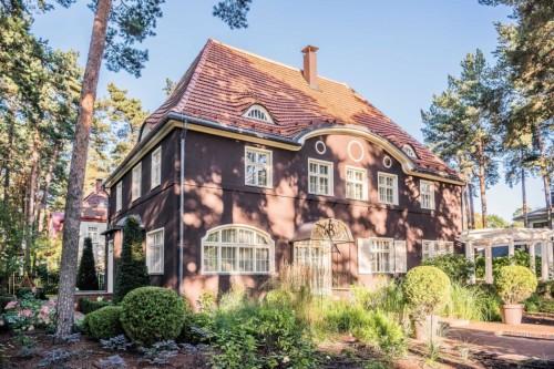 Renovācija, rekonstrukcija, restaurācija: Visbijas rezidence
