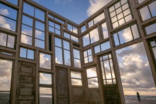 Vēja paviljons, autors Ēriks Božs