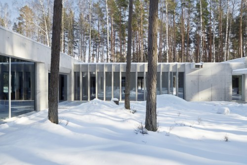 Privātmāja Jūrmalā 'House 61'. Autori: 'SAMPLING'