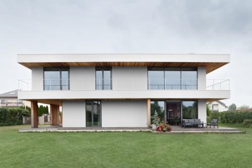 Trīs plātņu māja. Autori: 'GAISS'